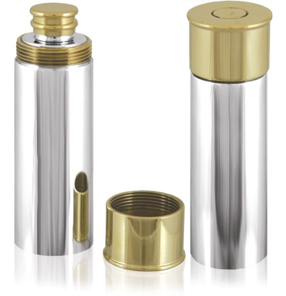 Bisley Cartridge Flask