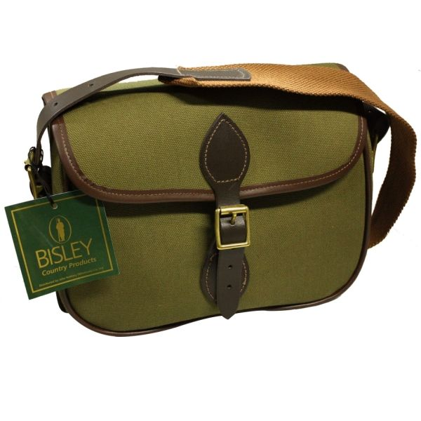 Bisley Green Cartridge Bag 100 Capacity