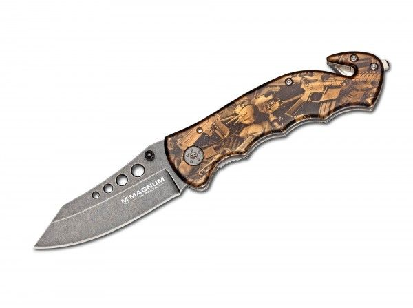 Boker Bronze Rescue Knife
