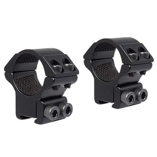"Hawke 1"" Match Mounts 9-11mm Medium"