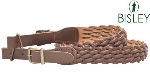 Plaited Leather Sling